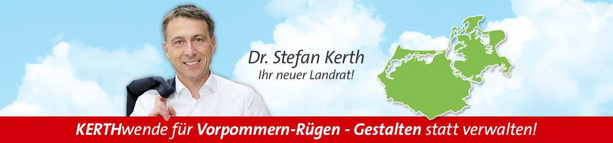 Stefan Kerth – Zeit für Veränderung